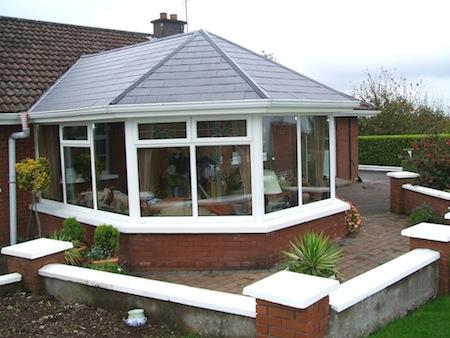 conservatories cork windows
